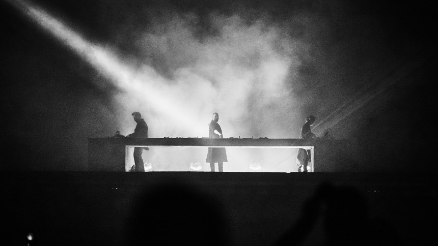 Swedish House Mafia ställde in i sista stund