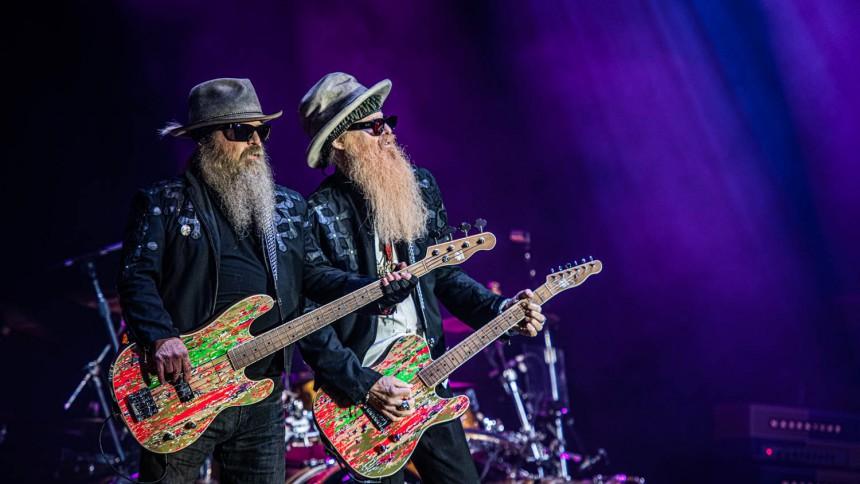 ZZ Top fortsätter spela efter basistens död – på Dusty Hills begäran