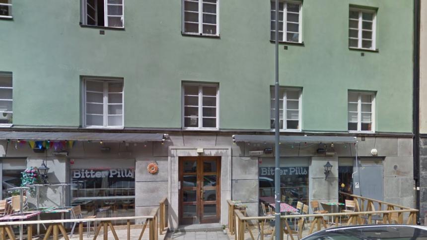 Stor polisinsats efter hot mot Stockholmsklubb