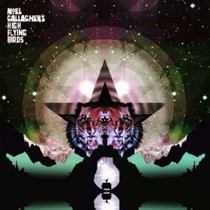 Noel Gallagher's High Flying Birds : Black Star Dancing EP
