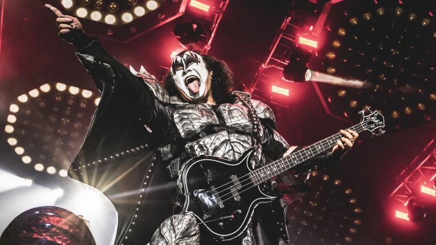 Kiss lanserar ny dryck för svenska fans