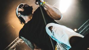 Hank Von Hell - Sweden Rock Festival 2019, 666