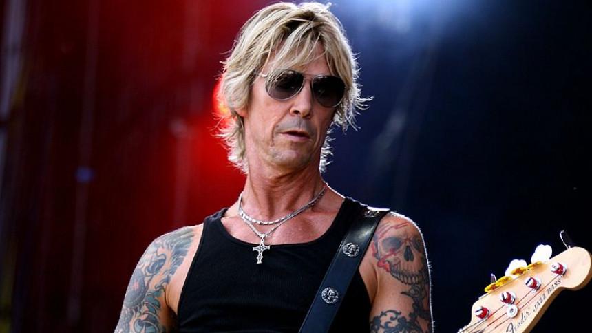 """Duff McKagan: """"Låten är en reaktion på #Metoo-rörelsen"""""""