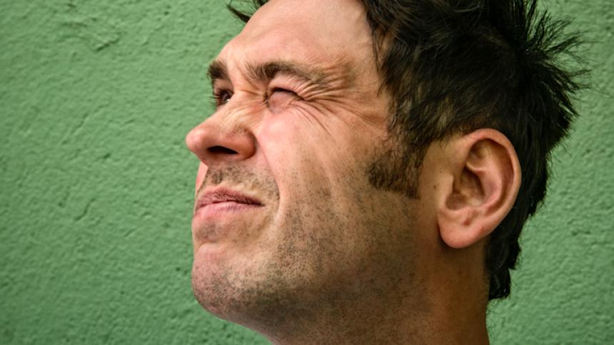 """Joel Alme är tillbaka efter avbrott – """"psyket har inte hängt med riktigt"""""""