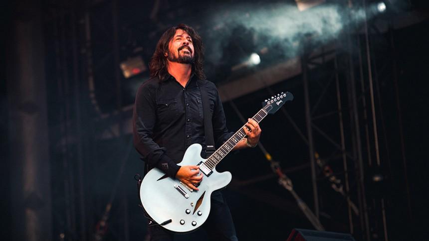 Foo Fighters gästar Skavlan