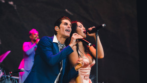 perry farrell's kind heaven orchestra - Lollapalooza, Stockholm, 300619