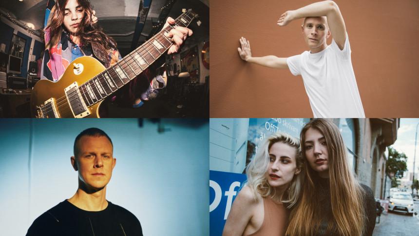 Ny indiepopfestival för livsnjutare