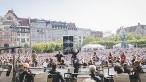 Allsångskonsert med Malmö Opera - Malmöfestivalen, 190811