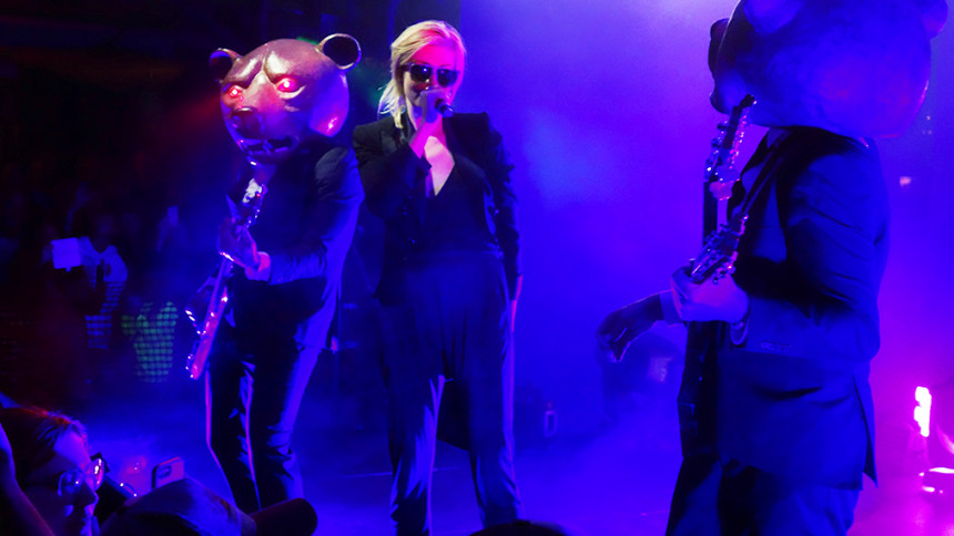 Sveriges definitivt roligaste liveband bjuder på fest