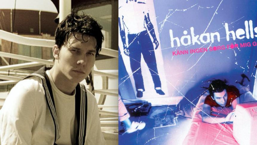 20 år idag – här är historien bakom omslaget till Håkan Hellströms debutalbum