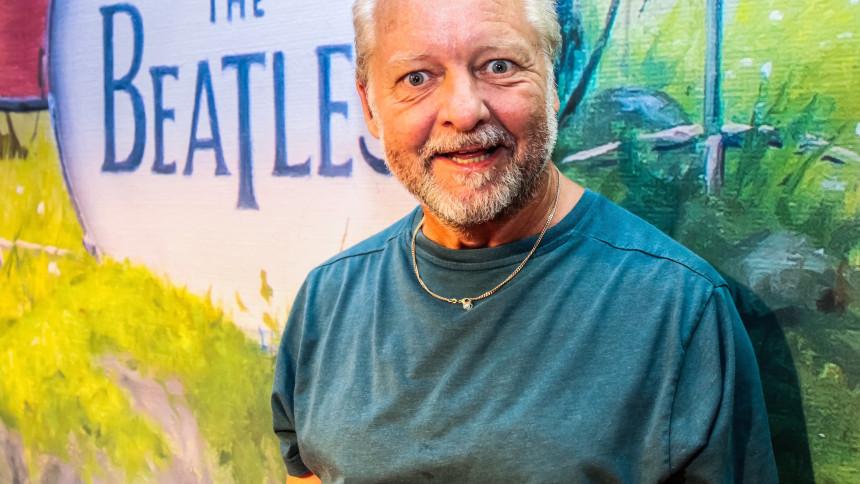 Buskis-ikon hyllar Beatles – med turné