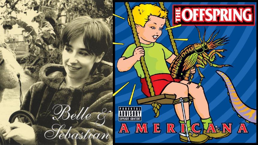 Den sjuka kopplingen mellan Belle & Sebastian och The Offspring