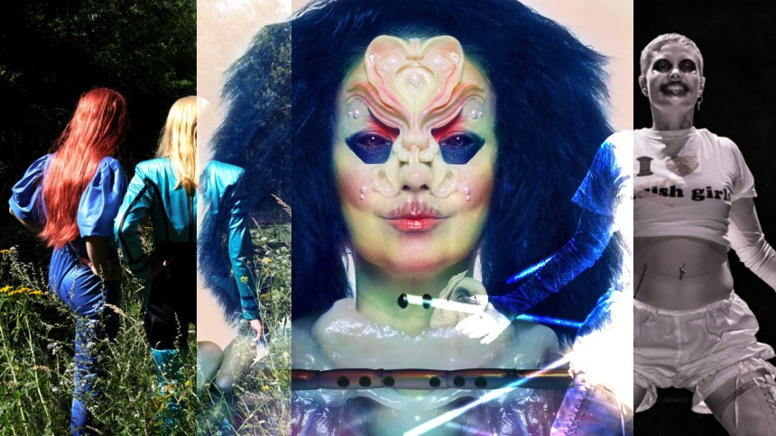 The Knife remixar Björk som remixar Fever Ray