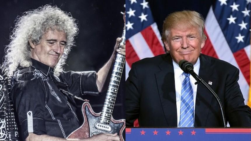 Queen ger Trump nya problem