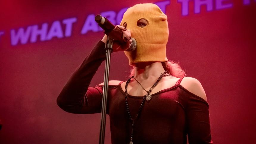 Pussy Riot med ny Black Lives Matter-låt