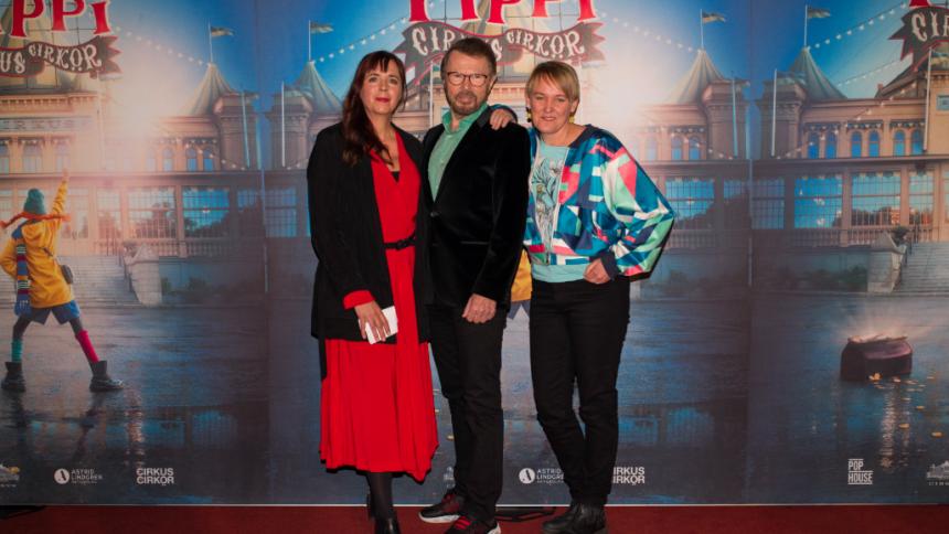"""Björn Ulvaeus om Pippi-föreställningen: """"MeToo var droppen"""""""