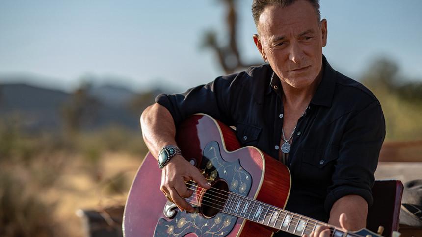 Bruce Springsteen på gång med ännu ett album