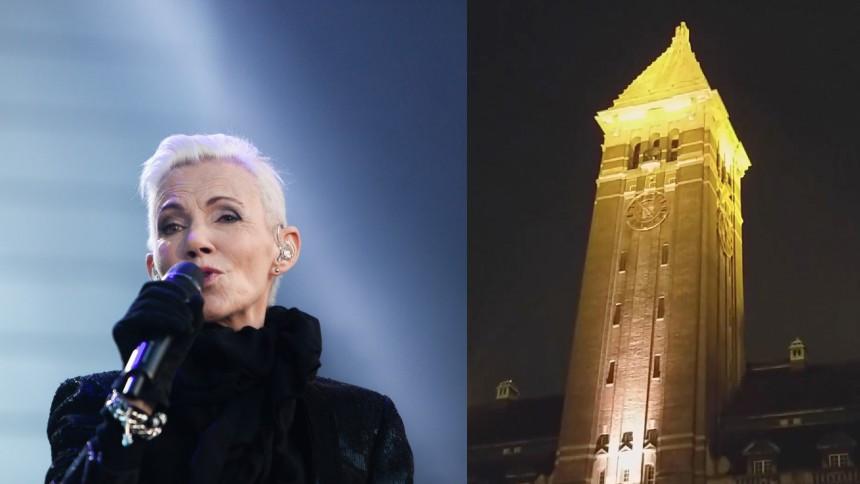 Hör Norrköpings fina hyllning till Marie Fredriksson