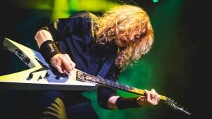 Megadeth - Royal Arena, Köpenhamn, 200124