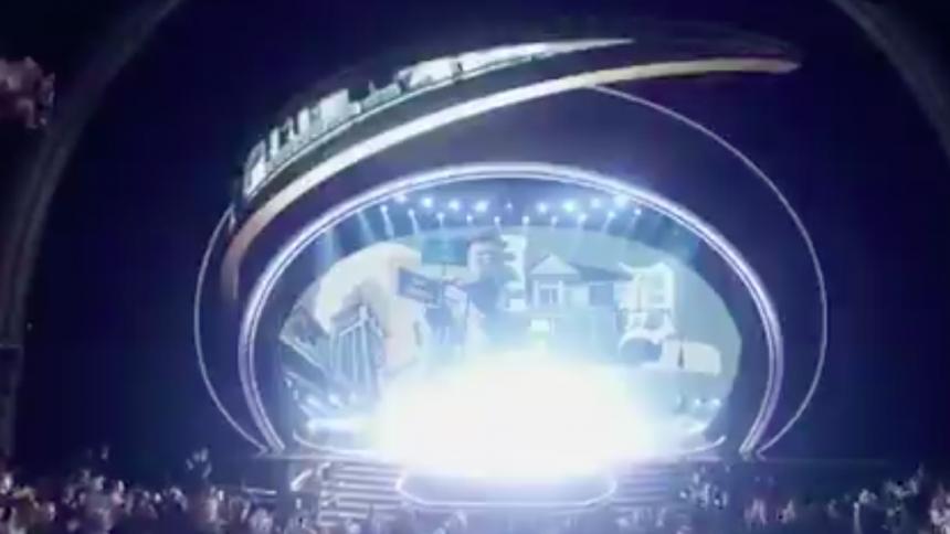 Eminems Oscars-show skapar frågetecken