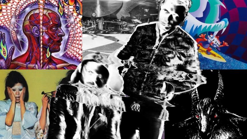"""""""Vittnar om att LSD kan ha haft en positiv inverkan"""" – Johnossis 5 favoritomslag"""