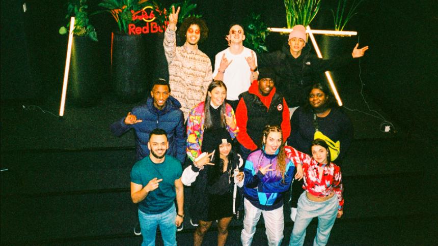 11 talanger har valts ut till Nästa Nivå Kapstaden