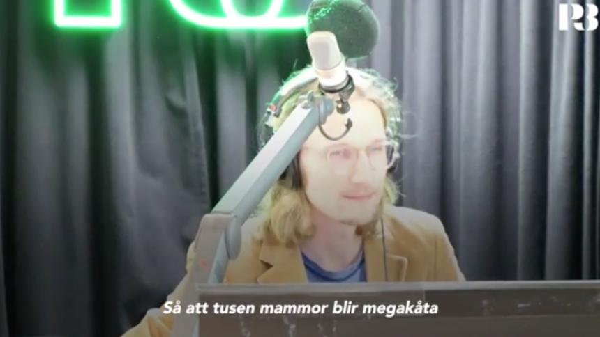 """Marcus Berggrens nya version av Magnus Ugglas """"Jag Mår Illa"""" är guld rakt igenom"""