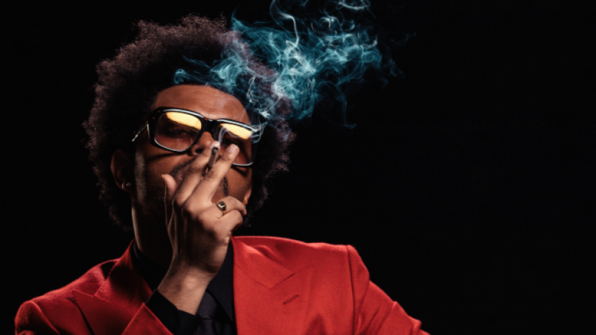 The Weeknd går ut med att ny musik är på ingång