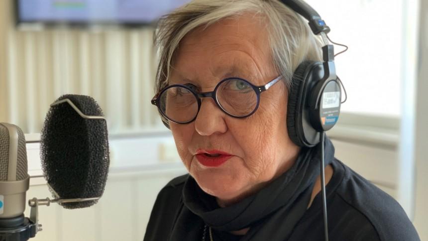 Radioprofilen Kerstin Behrendtz har avlidit av COVID-19