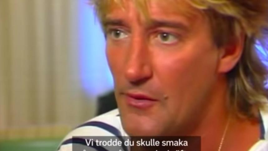 Kolla in obekväma ögonblick med musiker i SVT