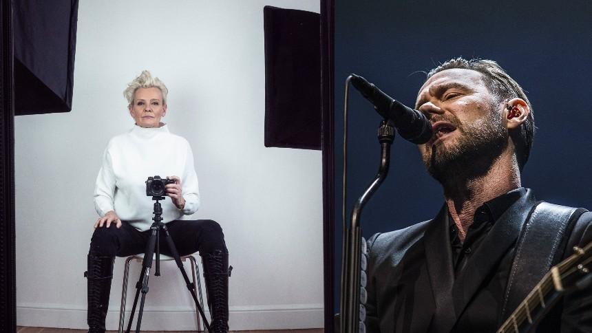 Eva Dahlgren i samarbete med Jocke Berg – avslöjar framtida planer