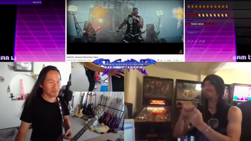 Se power metal-veteranerna skapa en Sabaton-låt – på 10 minuter