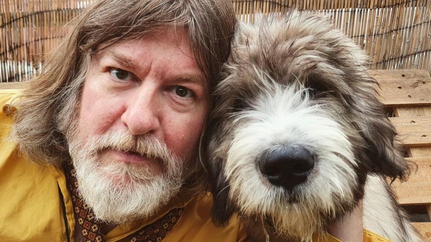 """Ebbots möte med hunden Ebbot – """"Det var lite förvirrande"""""""