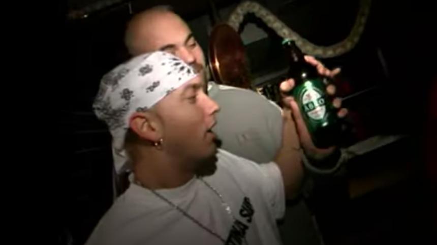 "Åbro lanserar ""Eminem-öl"" – 12 år efter rapparens virala klipp"