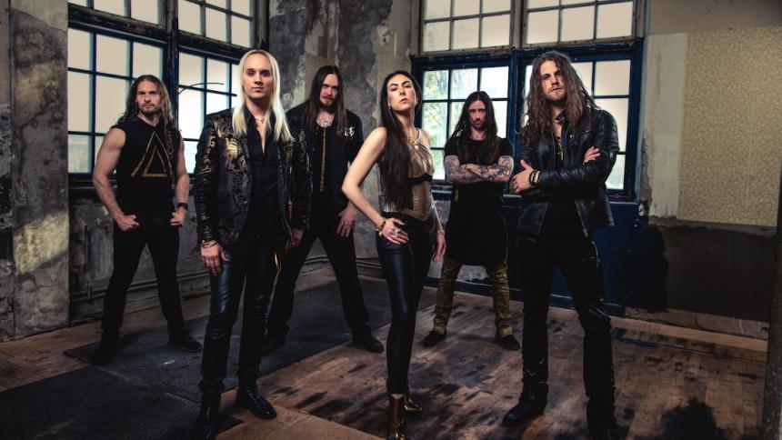 """Bandet som förkastar termen """"female fronted metal"""""""