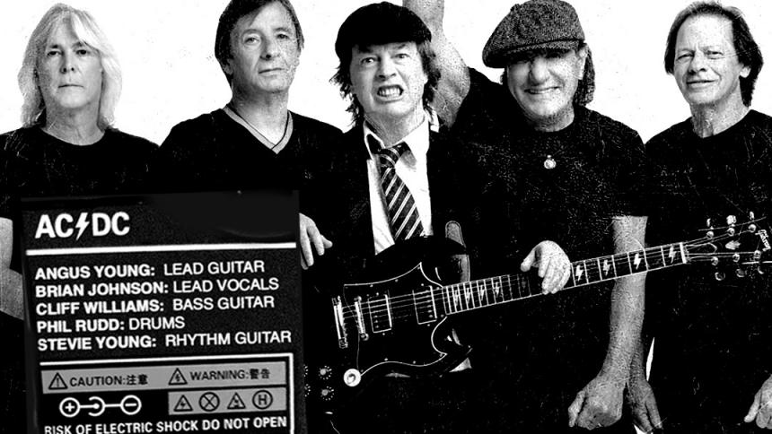 Bekräftat: AC/DC är återförenade