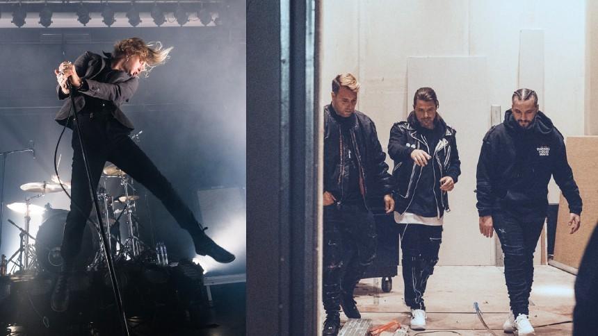 """Refused tolkar Swedish House Mafia – """"de svarade direkt med tummen upp"""""""