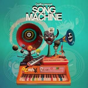Gorillaz: Song Machine, Season One: Strange Timez