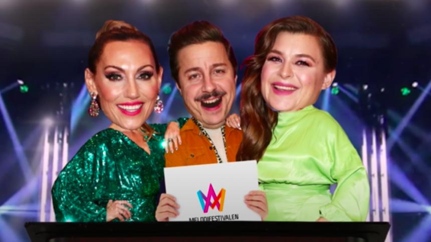 Årets mest populära Youtube-klipp: Melodifestival-parodi och corona-humor