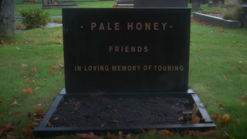 PREMIÄR: Pale Honey om hur man tacklar en pandemi