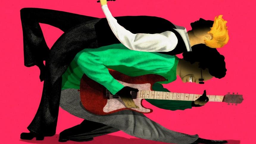 Att spela gitarr med David Bowie – intervju med Carlos Alomar