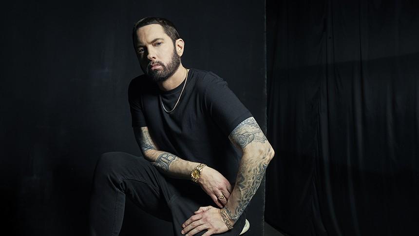 """Generation Z vill se Eminem """"cancelled"""" – rapparen svarar med video"""