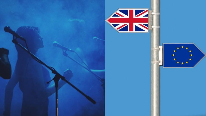 Storbritannien avvisar visumfrihet för EU-musiker