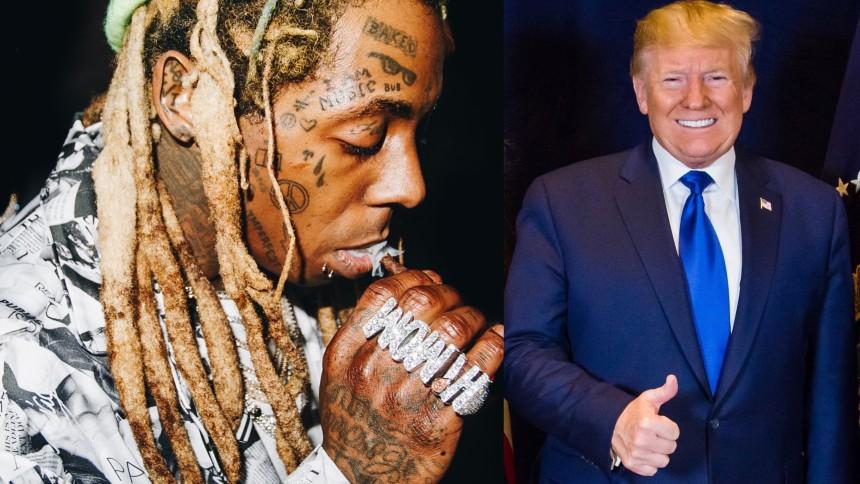 Trump sägs överväga benådning av Lil Wayne