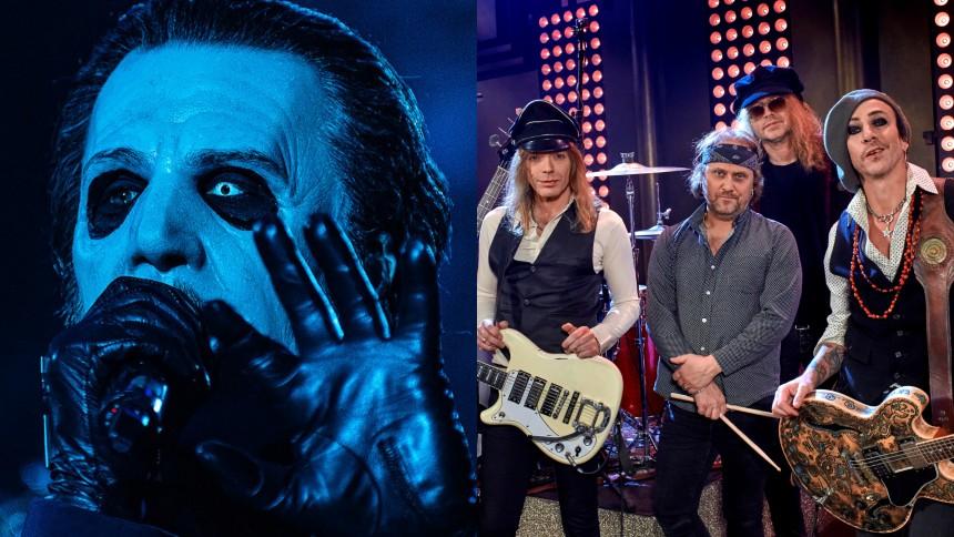 Rykten: Ghost uppträder tillsammans med The Hellacopters i TV