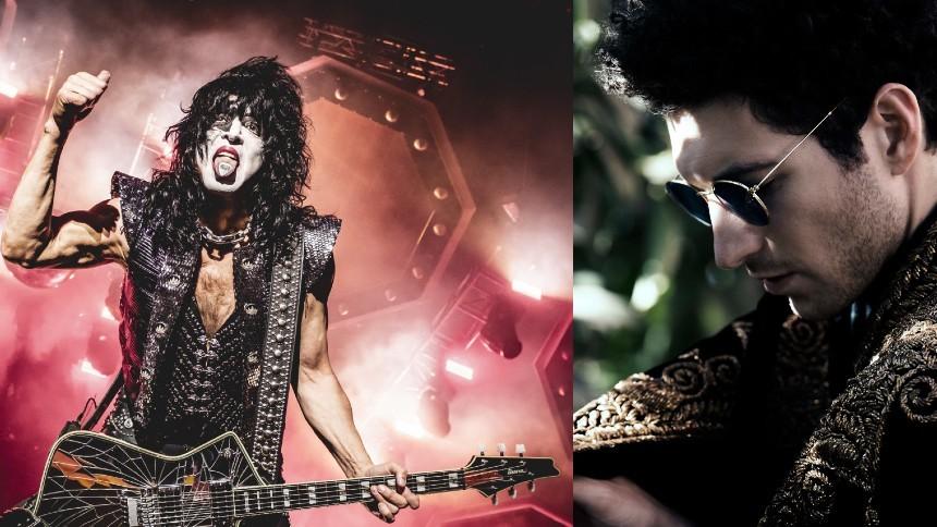Kiss-ikonens son släpper musik på svenskt indiebolag