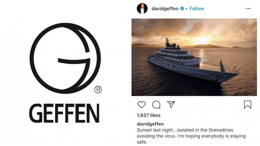 När skivbolags-potentaten spelade allan från sin 5-miljarders-yacht – och fick tillbaka