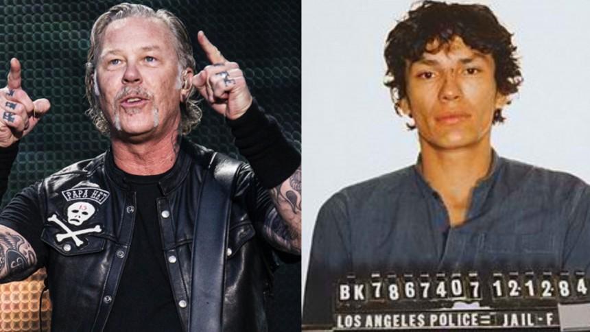 Metallica spelade in fängelsevideo – med ökänt fan och seriemördare vägg i vägg