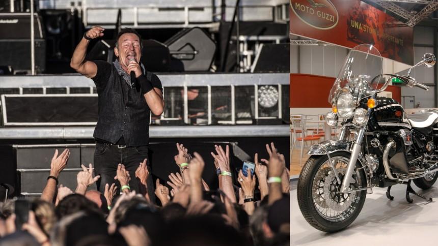 Källa: Springsteen låg under promillegränsen – bilföretag drar in reklamfilm ändå