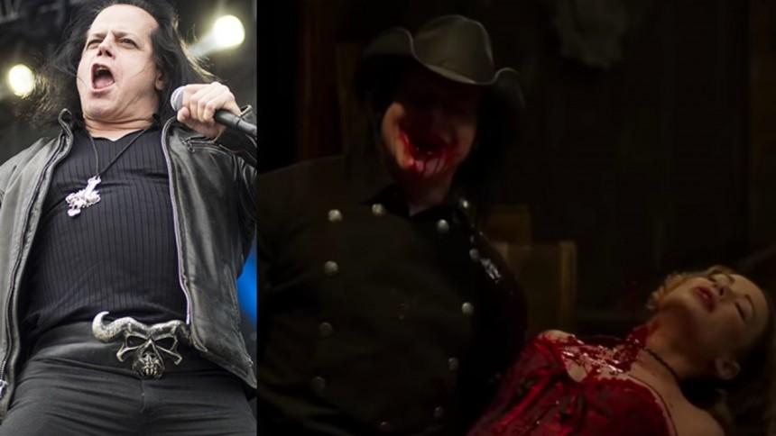 Se trailer till Danzigs köttiga vampyr-spaghettiwestern